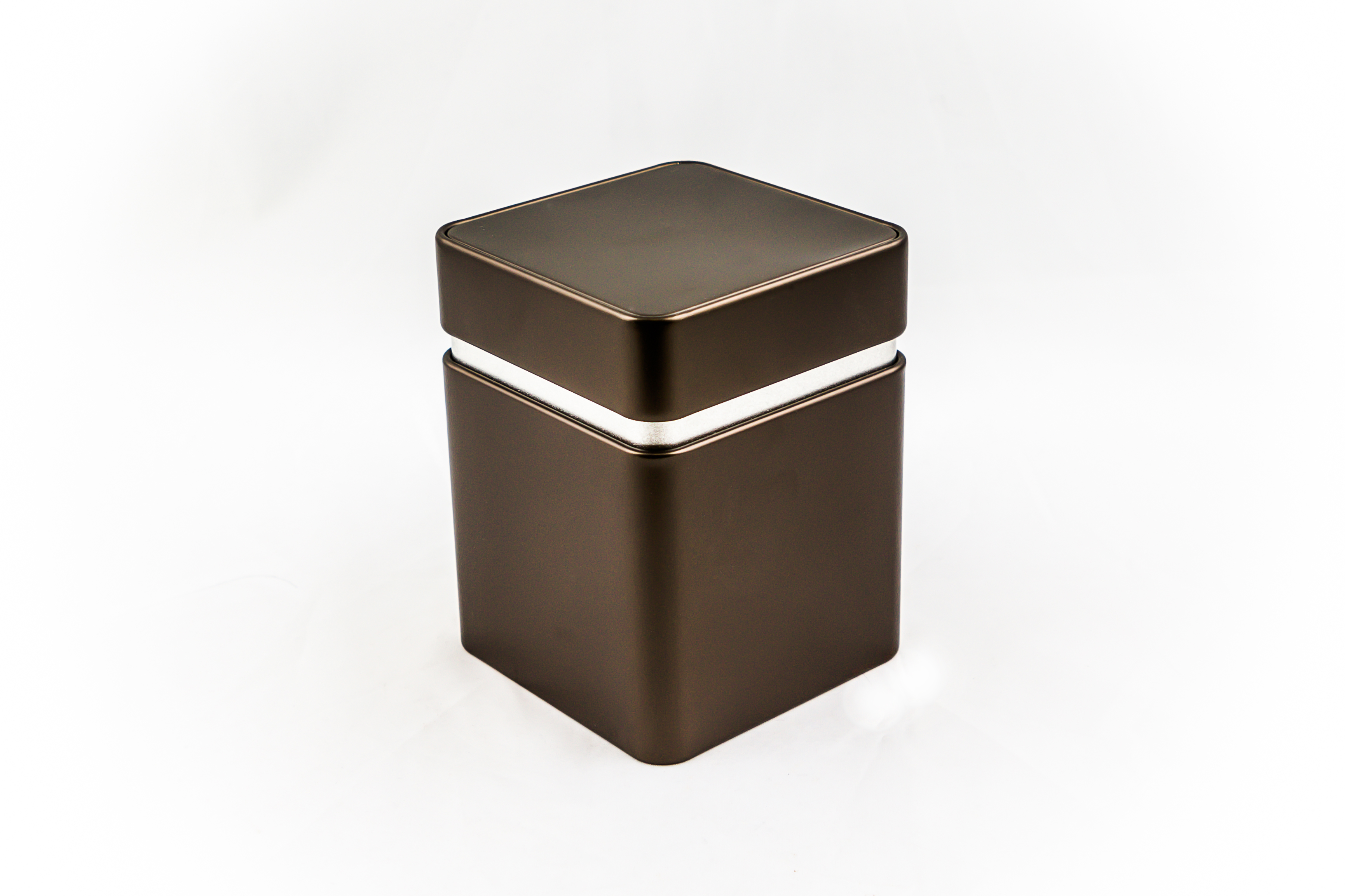 Storage tinbox, premium, small, printed