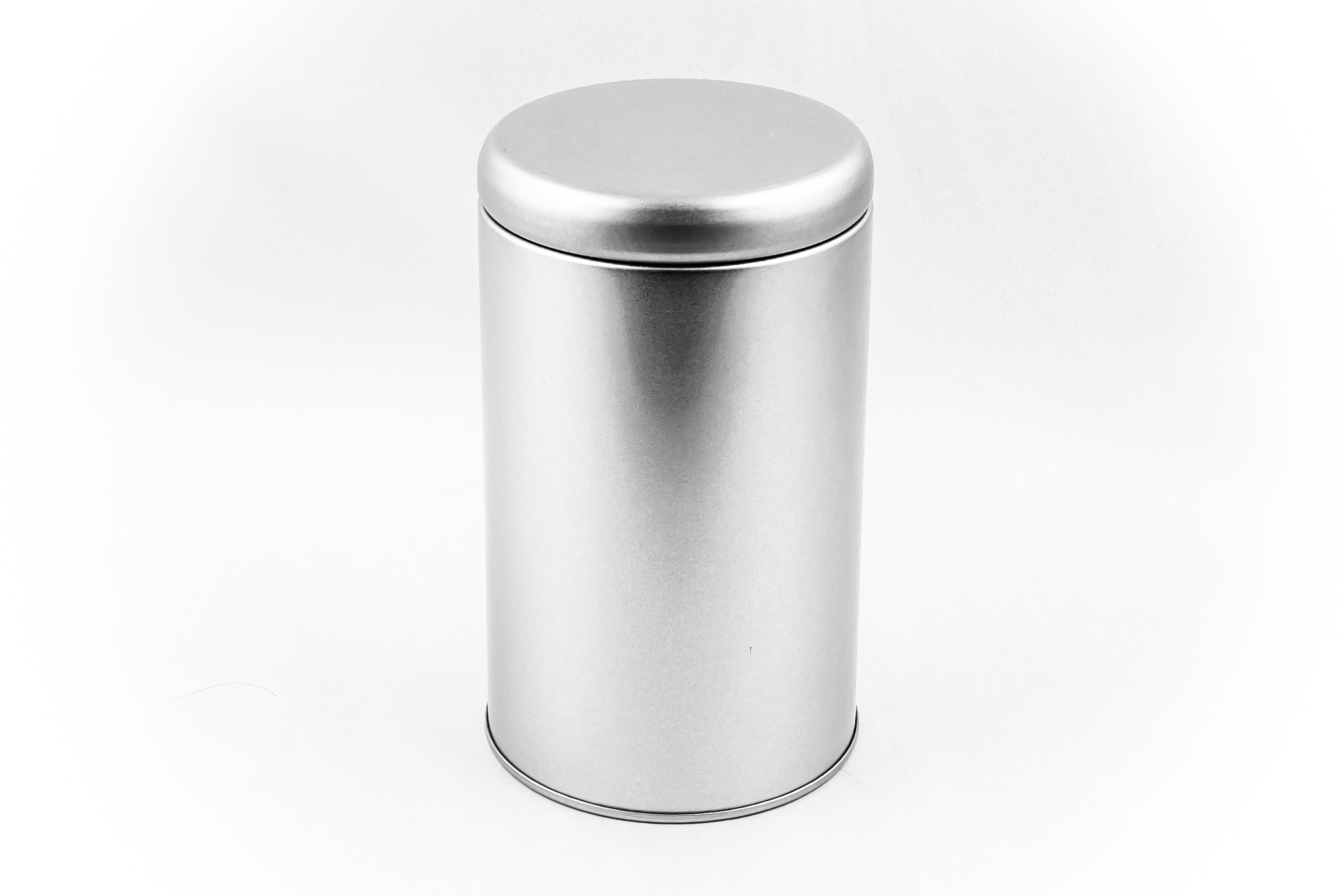 Small round storage tinbox