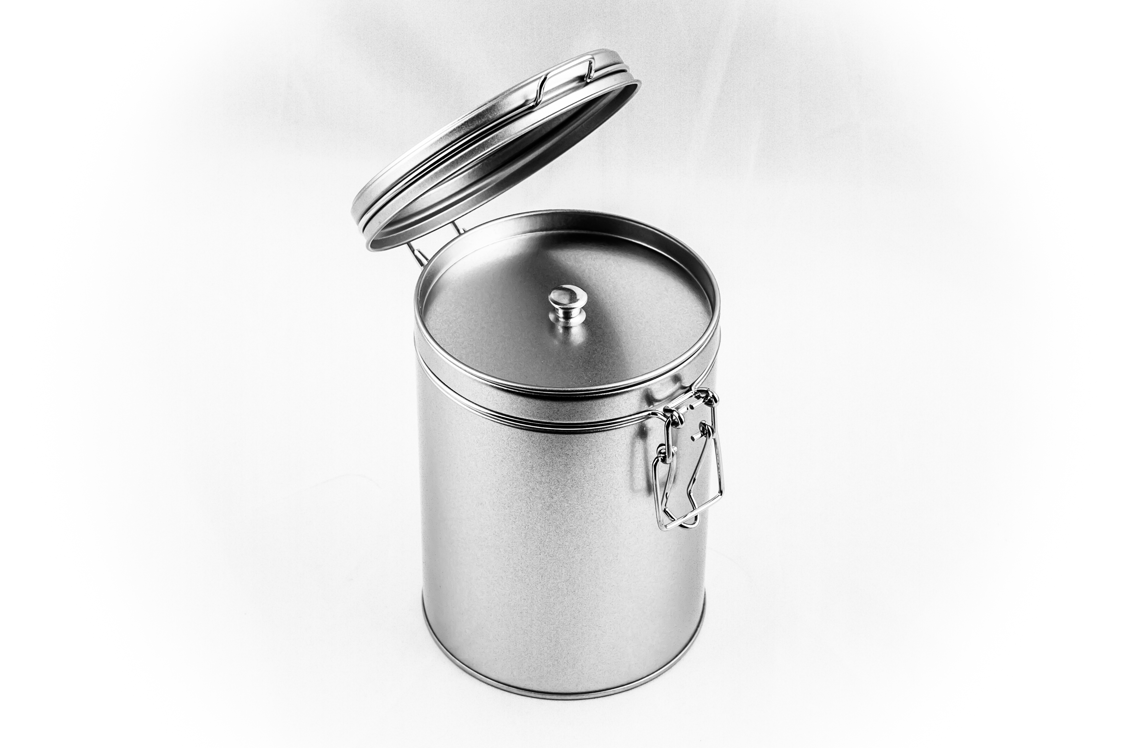 Coffee and tea tinbox
