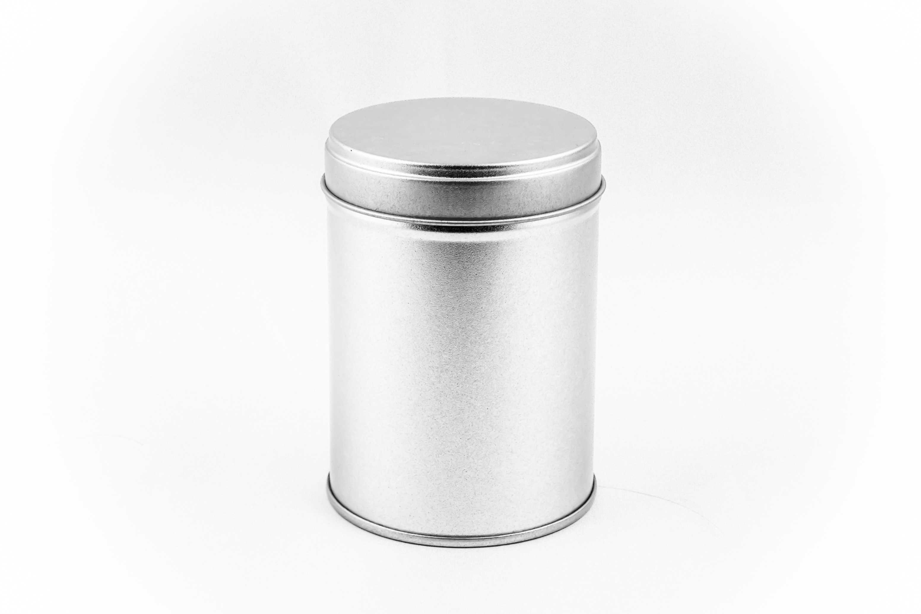 Spice - and tea tinbox with aroma seal