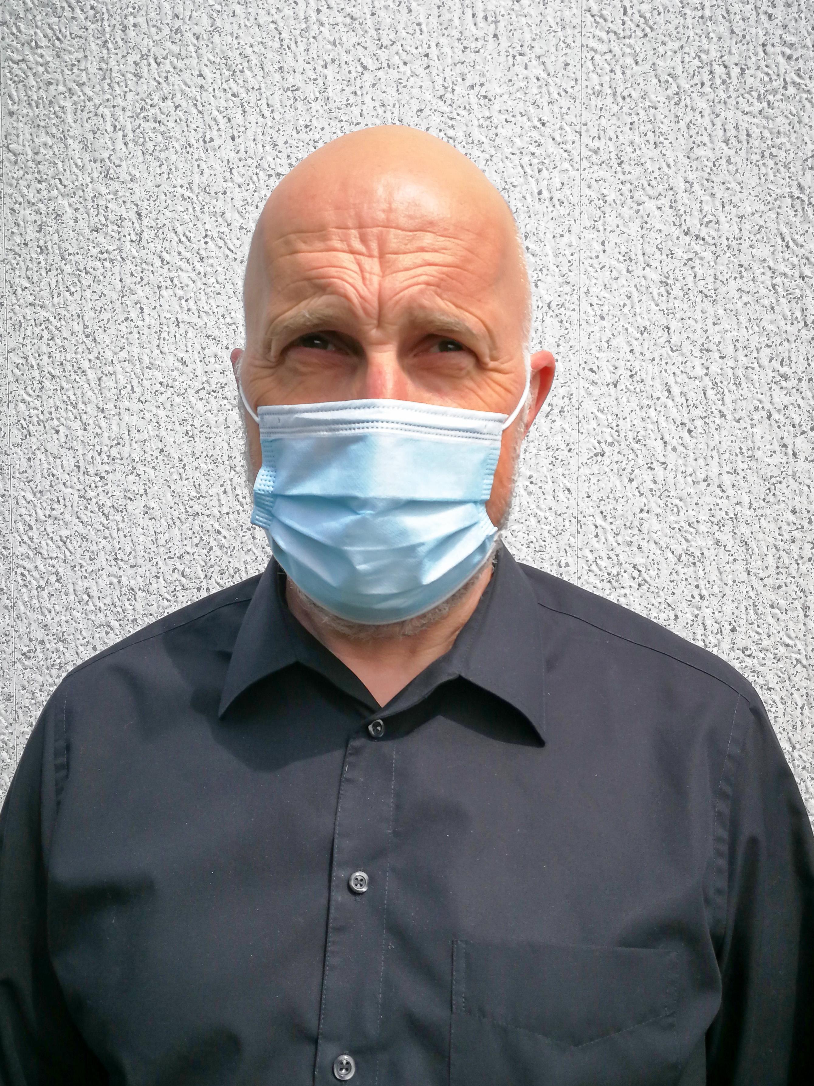 Einweg Mund-Nasen Maske